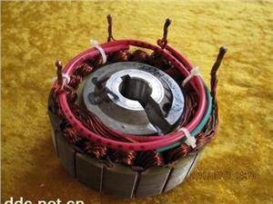 电动车电机焊接实物6