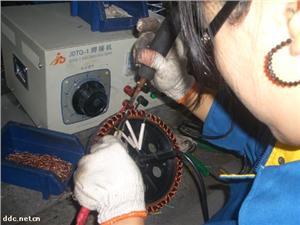 电动车电机焊接生产线4
