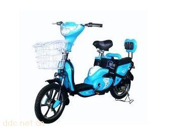 卧龙tdr202z简易电动自行车