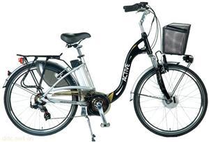 雅哥弟简易款锂电动自行车
