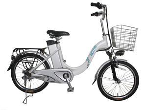 雅哥弟时尚简易款锂电动自行车