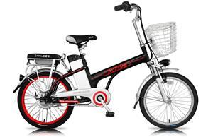 雅哥弟运动款锂电动自行车