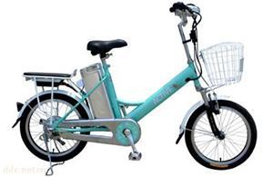 雅哥弟时尚运动款锂电动自行车