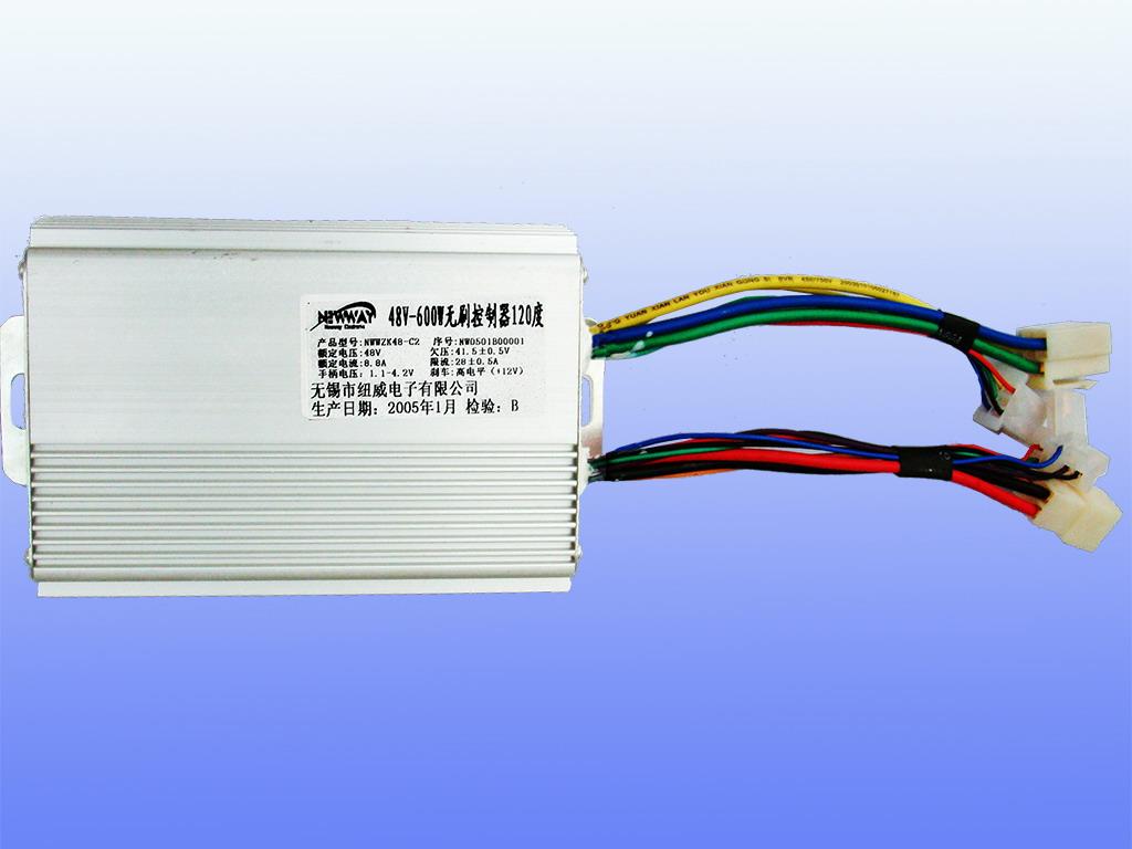 48v-600w智能型无刷控制器