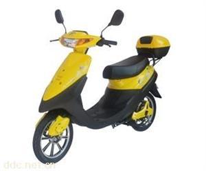 三田小河豚电动摩托车