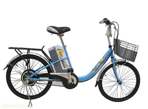 力霸皇36v简易款电动自行车
