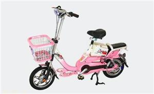 上海奇强玉玲珑电动自行车