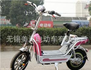 美灵都市宝贝简易电动自行车