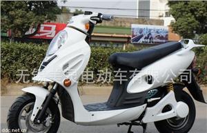 无锡美灵大功率小帅哥三代电动摩托车