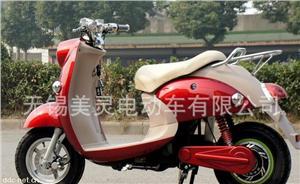 新灵500W大龟王电动摩托车
