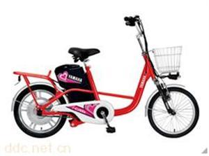 雅马哈佳鹭简易版电动自行车