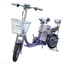 48V350W众驰小蜜蜂电动自行车