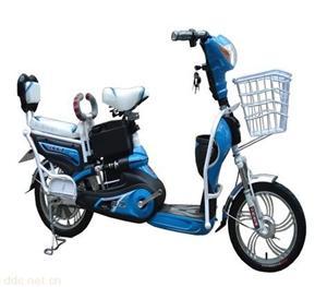 48V350W众驰花语电动自行车TDR-62