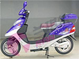 兰琪尔800W小公主电动摩托车