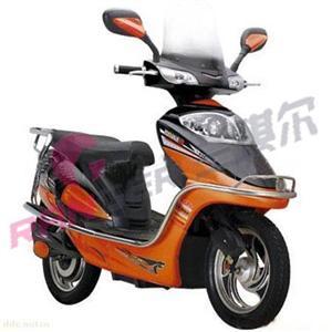 兰琪尔350W中华舰电动摩托车