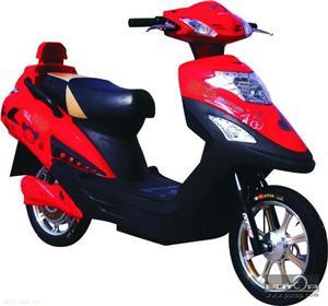 常州鼓浪奇小福娃350W电动摩托车