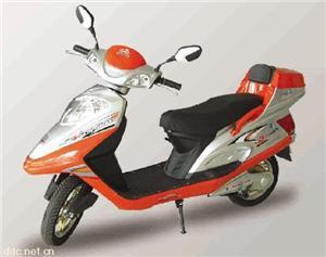 常州鼓浪奇350W东风电动摩托车