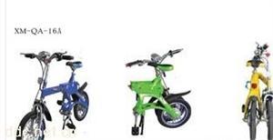 雪明可折叠款电动自行车