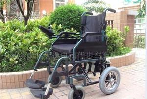 禧天逸P112C老年人电动轮椅车