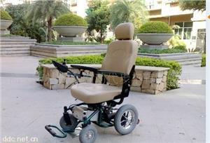 禧天逸双驱动电动自行椅