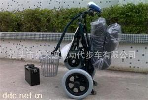 禧天逸老人用可折叠电动代步车