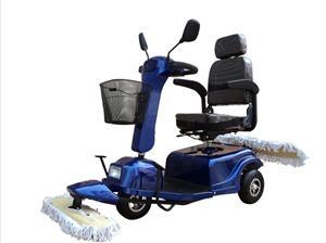 电动尘推车 驾驶式尘推车 清洁车