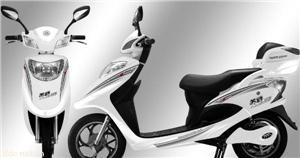 苏爵350W新动力电动摩托车