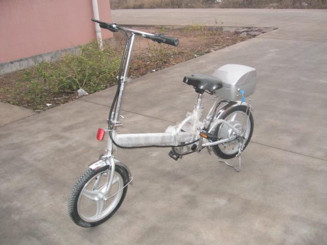 有不用电瓶的电动自行车?;