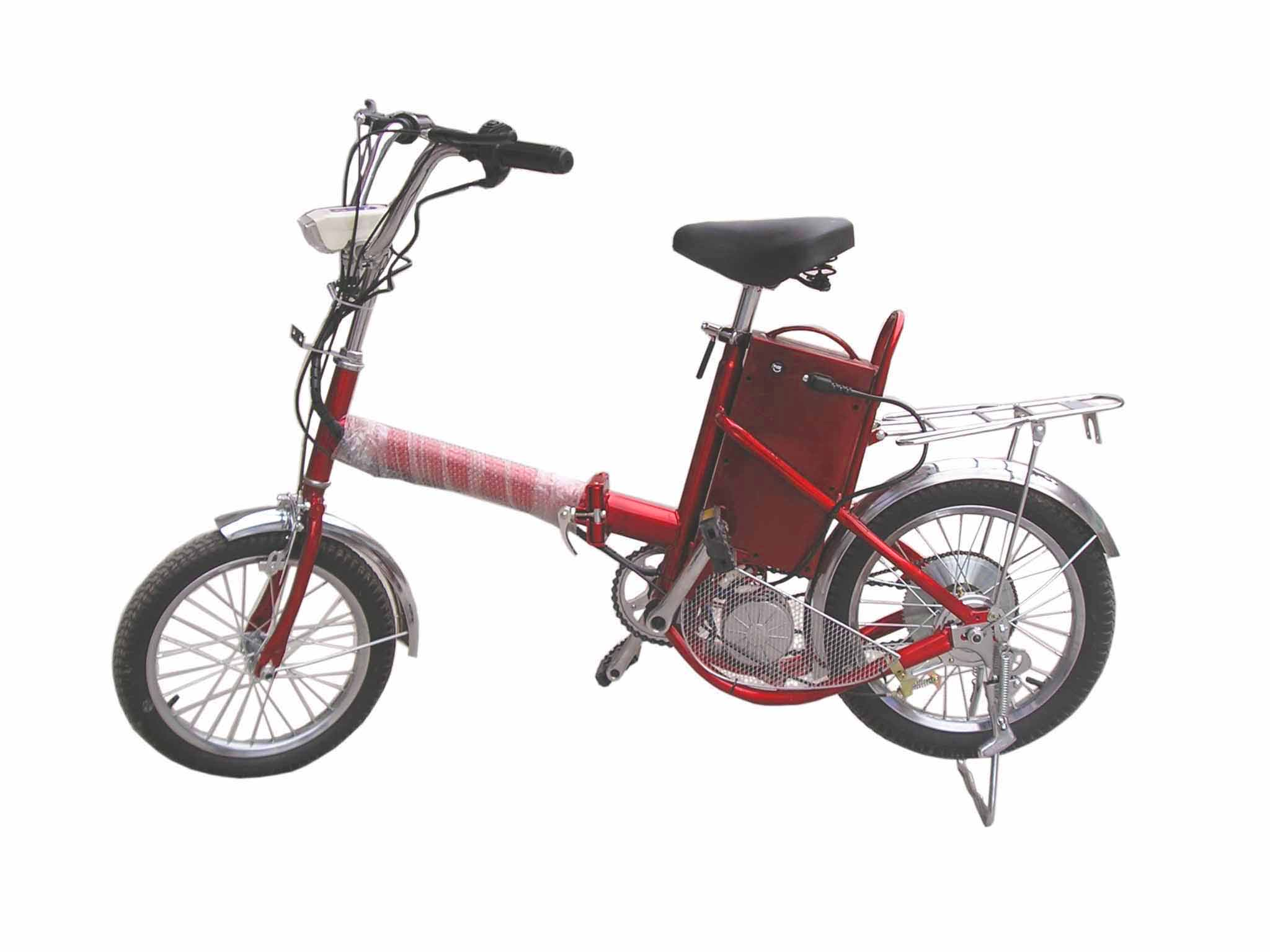 自行车改装电动车;永磁电机