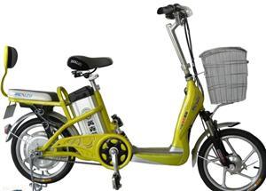 英克莱48V240W梦幻之星电动自行车