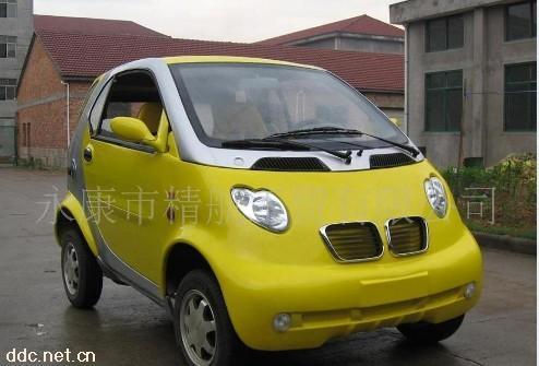 环保轻型电动汽车-永康市精航