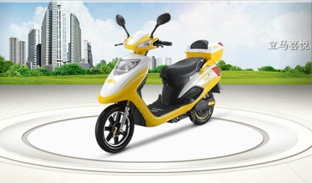上海立马电动车制造有限公司