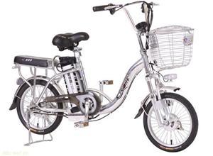 小神童铝合金锂电动自行车