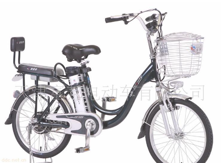 斯彼特火灵鸟锂电池电动自行车-天津富邦电动车有限