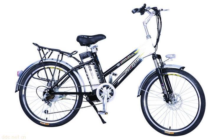 电动助力车价格_天津富邦36V10AH铝合金锂电池电动自行车-天津富邦电动车有限公司