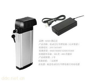 凯信达36V10AH后衣架式电动车锂电池