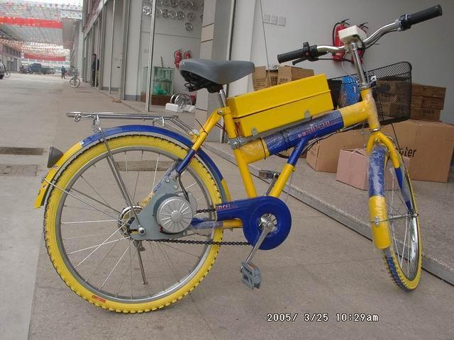 自行车改装电动车整套配件