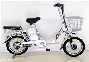 瑞斯16寸轻便电动自行车TDR5007Z