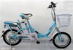 科斯特轻便型爱丽斯电动自行车