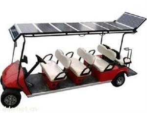 太阳能电动四轮车充电器