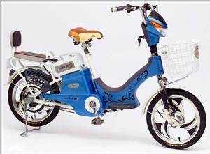 天津美邦小丑鱼电动自行车