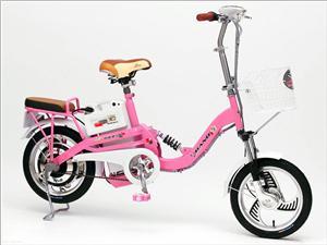 美邦TDR032Z风情电动自行车