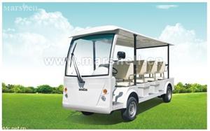 玛西尔华威11座电动观光游览车