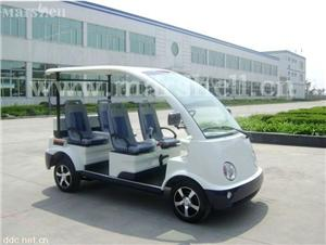 玛西尔翱威4座电动观光游览车