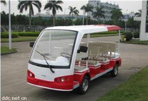 广东大丰和11座热销电动观光车