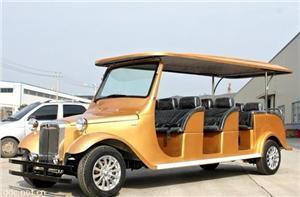 珠海大丰和豪华12座电动老爷车