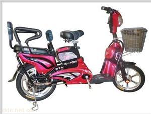 日久简易款吉祥如意电动自行车