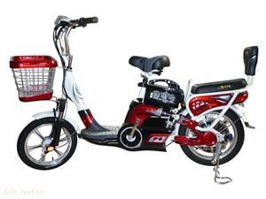 16寸超级玛莉简易款电动自行车