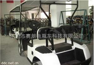 赛朗2座时尚电动高尔夫球车
