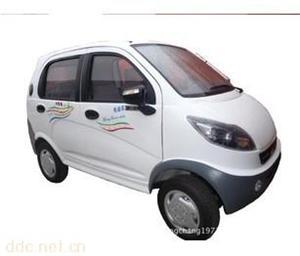 山东潍坊白色款电动汽车